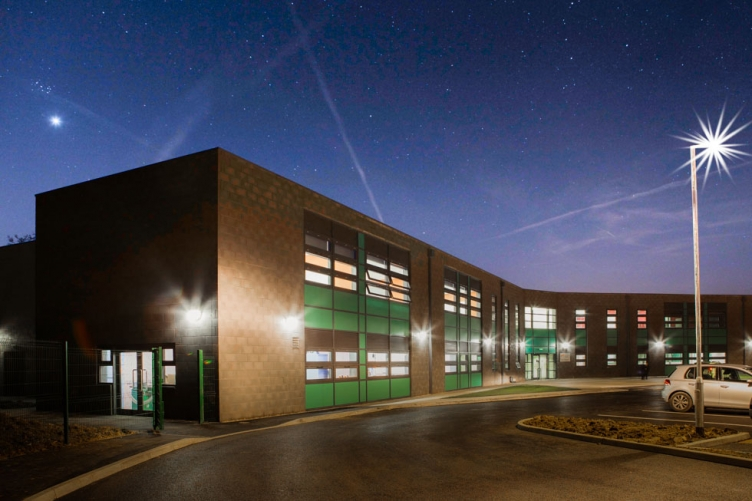 Corby Technical College East Midlands Architectural